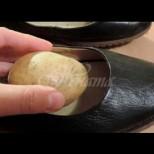 Сложих картофи в новите обувки и на следващия ден усетих разликата