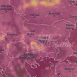 Дългосрочната прогноза на Би Би Си за София и Пловдив-Температурите ще са по-високи с 6 градуса