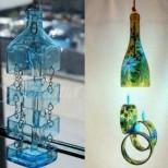 Само 1 бутилка ви трябва и съвсем лесно може да си направите дизайнерски артикул, който всички да ви питат откъде сте купили (снимки)