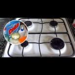 Направо не можах да си позная печката, стана като нова с тези 3 съставки от кухнята, без никакви препарати