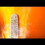 Термометърът остава на код червено и днес - опасност за пожари в 15 области у нас (карта):