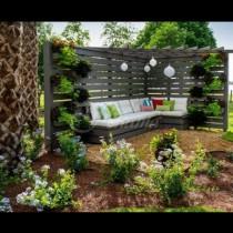 17 хитри идеи за двора на вилата - за едно романтично и незабравимо лято на открито (Снимки):