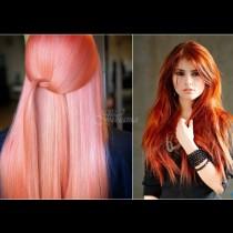 5 цвята с вкусни имена властват в косите тази есен - нежни, загадъчни или ярки - вие избирате! (Снимки):