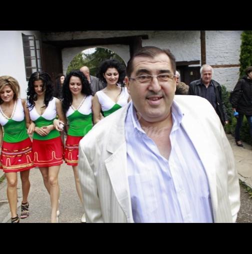 Митьо Пищова стана горд татко на 64 - майката е 24-годишна манекенка: