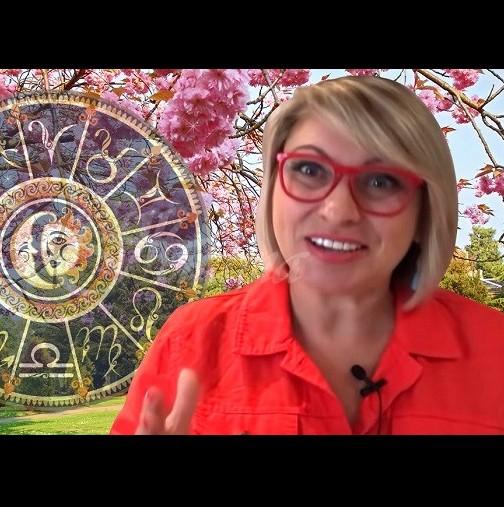 Хороскопът на ТОП астроложката Анжела Пърл от 26 август до 1 септември: ОВЕН динамични дни, РАК положителна енергия