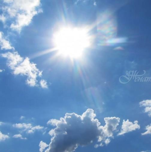 Седмична прогноза за времето за периода от 12 до 18 август