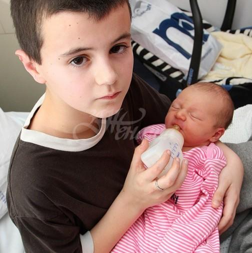 Ето какво се случва днес с най-младия баща на света