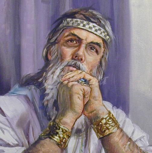 Поговорки на цар Соломон, чието име е синоним на мъдрост-И глупакът, когато мълчи, може да изглежда мъдър