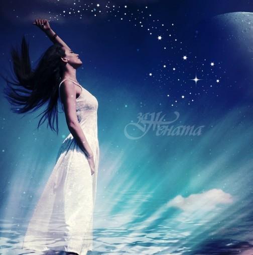 Най-силните жени имат любим човек на небето- това е специално за тях, само те могат да го разберат!