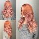 Цвят розово злато - новата модна тенденция в косите. Красота и блясък: