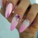Код Розово - 19 вълшебни розови маникюра за принцеси, които трябва непременно да покажете на маникюристката си (Снимки):