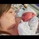 Жена раждаше секцио и в първия момент, когато извадиха бебето тя реши че ражда извънземно