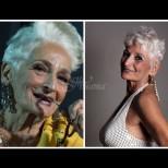 83-годишна секси-баба заби над 50 младока в Интернет, най-младият е само на 19! (Снимки):