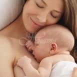 Светът остана без думи, като видя какво се случва, когато майка целуне детето си-Експеримент с магнитен резонанс