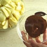 Най- лесният и вкусен сладкиш, който съм правила с ябълки
