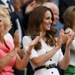 Ето каква сума се изръси Кейт Мидълтън за красивата рокля, с която се появи на Уимбълдън