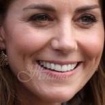 Кейт събра всички погледи с поредната си стилна и нежна рокля (снимки)