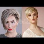 4 стилни и женствени прически, които визуално подмладяват лицето (Снимки):