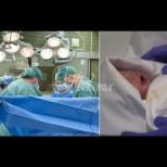 Бебе се роди 117 дни след смъртта на майка си - лекари направиха невъзможното в Чехия (Снимки):