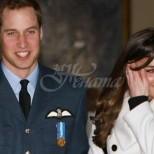 Уилям показа невиждана снимка на принцеса Даяна