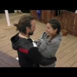 """""""Фермата"""" вече си има своите Ромео и Жулиета - кадри от тайната среднощна среща на влюбените гълъбчета (Снимки):"""