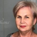 Кои са най- подходящите прически за жени над 50 години с тънки коси (снимки)