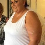 Майка на 3 деца стопи 63 килограма с лесна схема