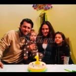 Дъщерята на Мариана Попова изуми и майка си и баща си навръх рождения ден