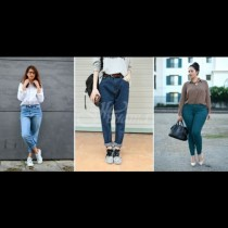 Как да изберете правилният модел дънки за вас, за да изглеждате по- слаба отколкото сте (снимки)