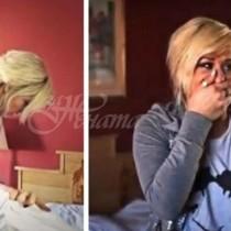 Камериерка искаше да почисти леглото и като повдигна чаршафите се разплака от товау което видя