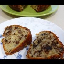 Чудно кексче с шоколадови вафли - моите гладници си умират за него! Пухкаво тесто, хрупкави корички и много шоколад: