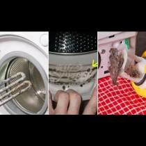 Как да почистим правилно пералнята, ако започне да мирише лошо - 4 бързи решения на 4 основни проблема: