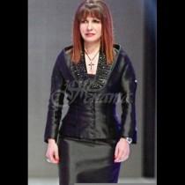 Жени Живкова не прилича на себе си - дизайнерката прекали с разкрасителните процедури (Снимки):