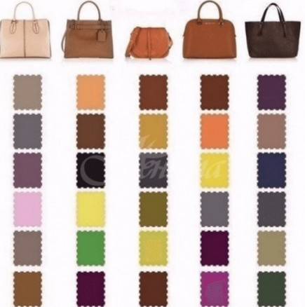 2/3 от жените го правят грешно! Ето кога цветът на обувките съответства на цвета на вашата чанта