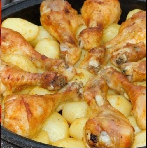 7 рецепти с картофи и месо, които всяка практична домакиня трябва да има под ръка във всеки един момент