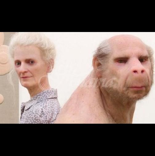 Опитаха се да кръстосат горила с жена-Не очакваха такъв резултат