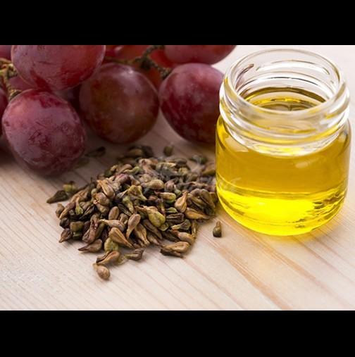 Откакто научих, никога не изхвърлям семките на гроздето - лечебната им мощ е равна на цяла аптека: