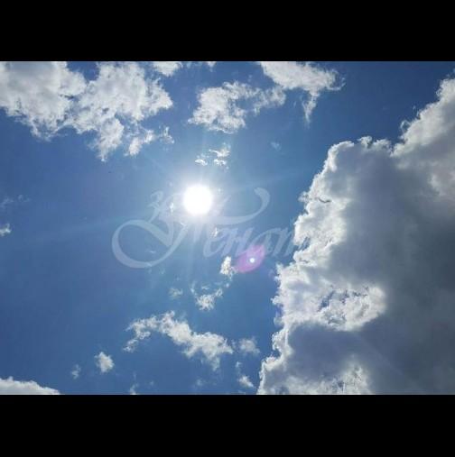 Актуална седмична прогноза за времето за периода от 23 до 29 септември