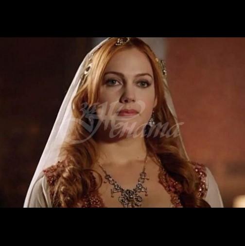 Хюрем Султан с опит за самоубийство - красивата актриса крие тежка лична драма (Снимки):