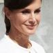 Кралица Летисия пак събра всички погледи с перфектния си подбор на облекло (снимки)