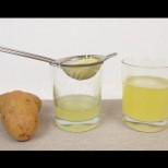Ползите от картофения сок при заболявания на храносмилателния тракт и сърдечно-съдовата система
