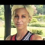 Нана Гладуиш изживя кошмарно лято - счупвания, операции и травми преследват чаровницата
