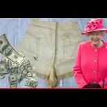 Ето за колко продадоха кюлотите на кралицата + още абсурдни предмети на звездите, изтъргувани в нета: