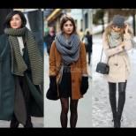 Хит тенденцита тази есен са шаловете: 10 нежни дизайна за фини и секси дами без възраст! /СНИМКИ/