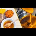 Златно чудо с мед и куркума - естествен антибиотик, на който и лекарите свалят шапка. Изпитано за железен имунитет: