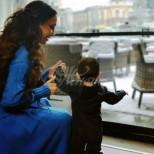 Мария Илиева възмути феновете си с това, което направи със сина си - вие какво мислите? (Снимки):