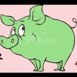 Китайски хороскоп Ноември 2019 г. - месец на Зеленото прасе-Сред късметлиите са Тигъра, Коня, Заека и Прасето