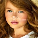 Най-красивото дете в света е от Русия - вижте малката Алина (Снимки):