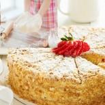 Майстор на майсторите съм станала с новата торта Наполеон-Последната стана божествено вкусна!