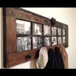 Нов живот за старите врати - идеи за мебели от стари врати: